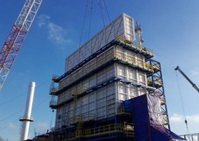 Air Liquide – SMR-X Project – Antuérpia, Bélgica (2019/2020)